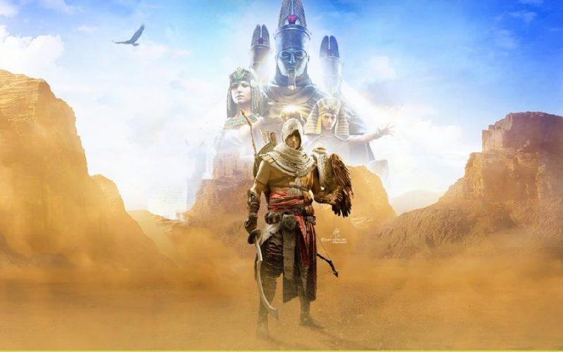Discovery Tours of Assassin's Creed Origins and Odyssey are Completely Free for a Short Time